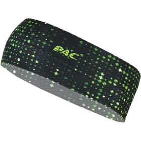 P.A.C. Mesh banda para la cabeza, negro/verde